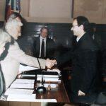 Laurea di Paolo Milanesi