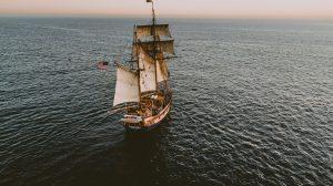 Foto di Austin Neill una nave come guida verso la nuova umanità e gli obiettivi dell'anima